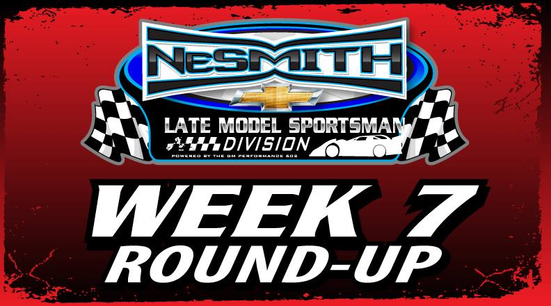 Nesmith Late Model Sportsman Week 7 Round Up Durrence